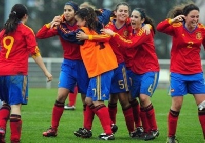 Les Espagnoles sont venues sortir la France sur ses terres (photo uefa.com)