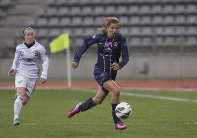 Le PSG ferait un pas décisif vers la Ligue des Champions en cas de succès face à Vendenheim (Photos : Eric Baledent)