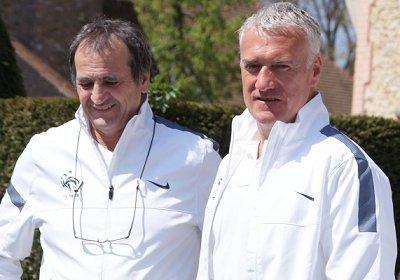 Didier Deschamps, Bruno Bini et leurs adjoints ont fait leur choix