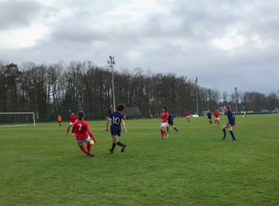 U17 - Succès face au POLE ESPOIR TOURS
