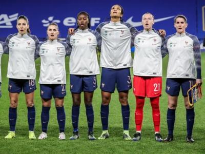 Une partie des joueuses ne pourra pas participer au prochain rassemblement tricolore (photo FFF)