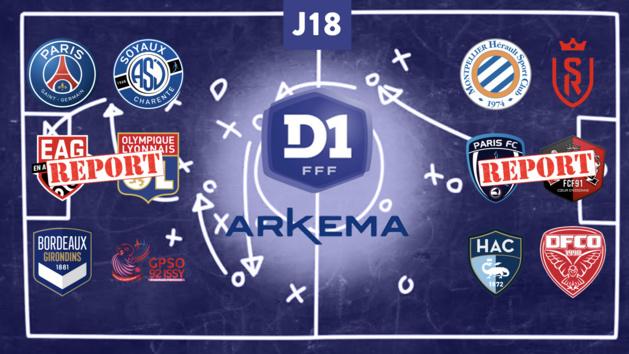 #D1Arkema – Les chiffres à connaître avant la 18e journée