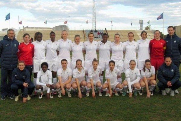 Les U19 à La Manga (photo fff.fr)