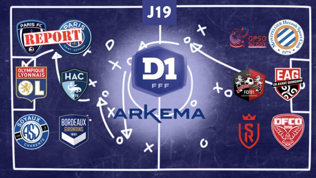 #D1Arkema – les chiffres à connaître avant la 19e journée