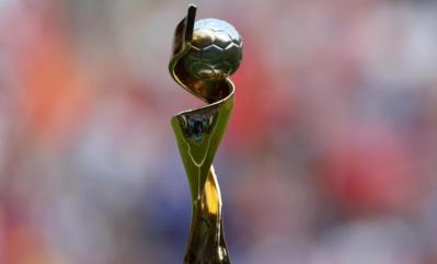 Le trophée de la Coupe du Monde détenus par les Etats-Unis (photo FIFA)