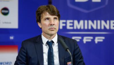 #D1Arkema - OL : Sonia BOMPASTOR remplace Jean-Luc VASSEUR