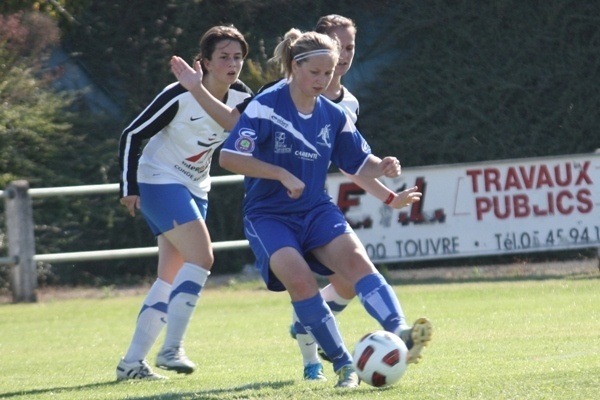 Lauren Elwis rejoint Arras (photo : Sébastien Duret)
