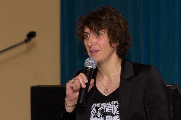 Marinette Pichon, nouvelle directrice admnistrative