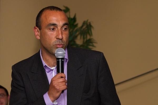 Pascal Gouzenes, nouvel entraîneur