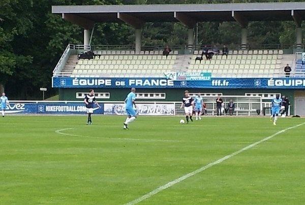 MOZAIC FOOT CHALLENGE - SUD FC et AIN SUD en finale  à CLAIREFONTAINE...
