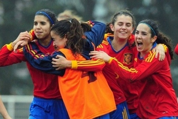 L'Espagne est la seule rescapée de 2012
