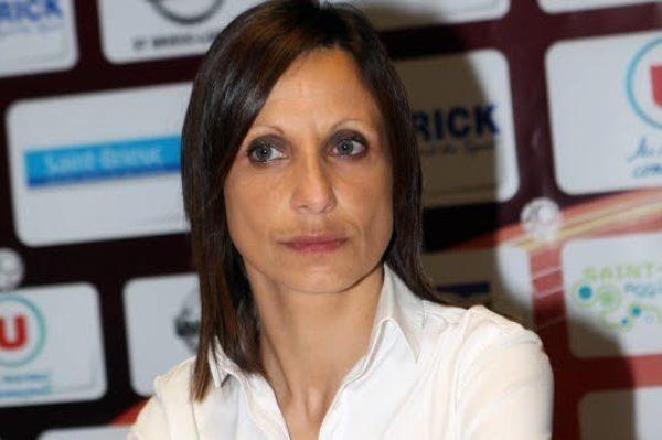 Sarah M'Barek est passée de Montpellier à Guingamp (photo EAG)