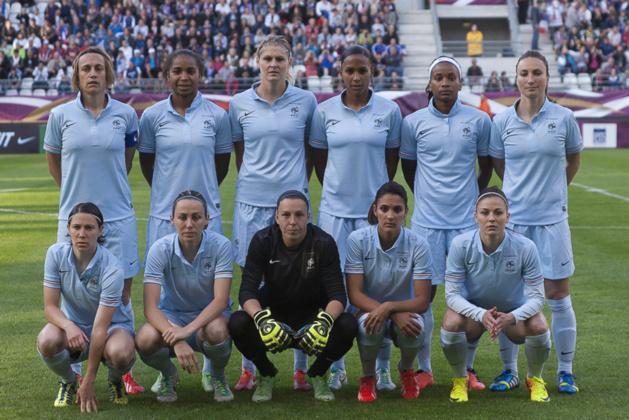 Equipe de France - Les BLEUES s'imposent avec sérénité