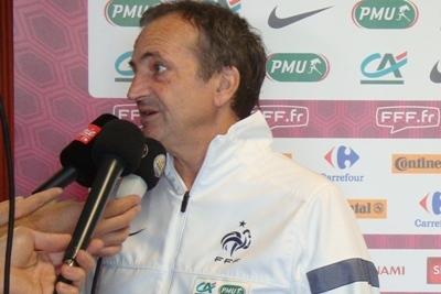 BLEUES - Un sélectionneur français confiant dans les chances de son équipe durant cet Euro suédois