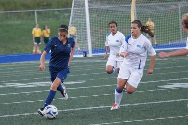 U16 - Nouveau match nul contre le QUEBEC (0-0)