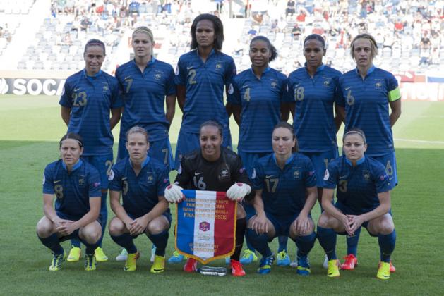 Euro 2013 - Les BLEUES enrhument la RUSSIE