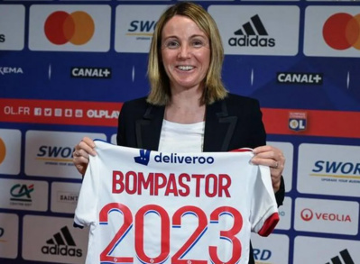 Sonia Bompastor (photo OL)