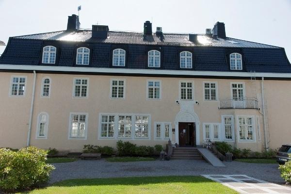 Le bâtiment le plus ancien de la Villa a été bâti en 1909 (photos : Eric Baledent)