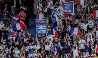 Bleues - FRANCE - ALLEMAGNE : coup d'envoi avancé et 5 000 spectateurs invités
