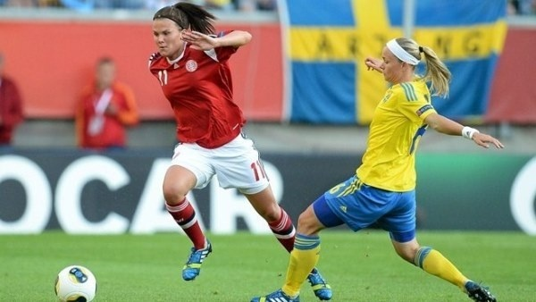 Katrine Veje devrait faire son retour (photo uefa)