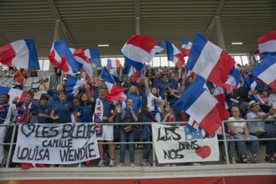 Selon une étude d'Havas Sport & Entertainment, les Bleues ont gagné en notoriété
