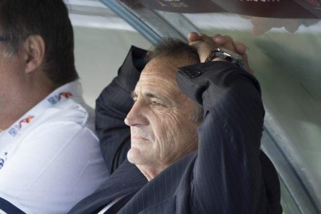 Bruno Bini était à la tête des Bleues depuis 2007 et était sous contrat jusqu'en 2015