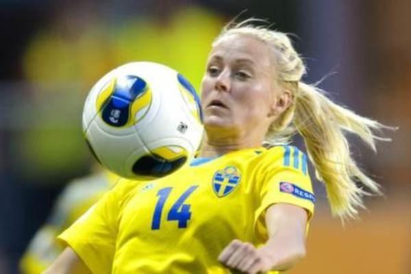 Josefine Öqvist a répondu favorablement au challenge du MHSC (photo CJ)