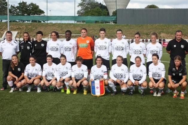 U19 - Les Bleuettes finissent fort dans le Finistère