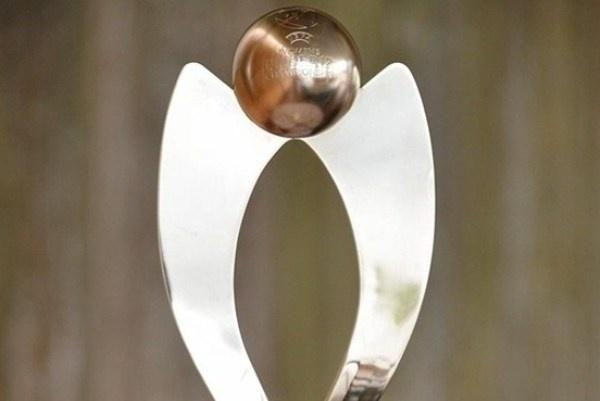 Le trophée U17 (Source UEFA)
