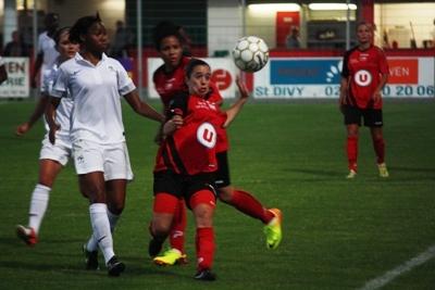 U19 - L'air breton a du bon pour les Bleuettes