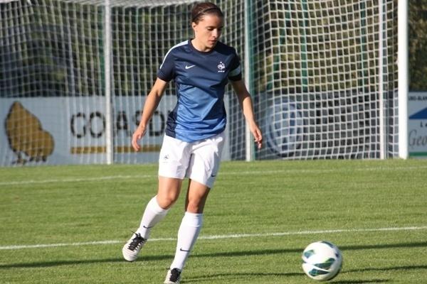 """Euro U19 - Aurélie GAGNET : """"La génération 94-95 se complète super bien"""""""