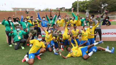Les Sud-Africaines ont dominé la zone COSAFA