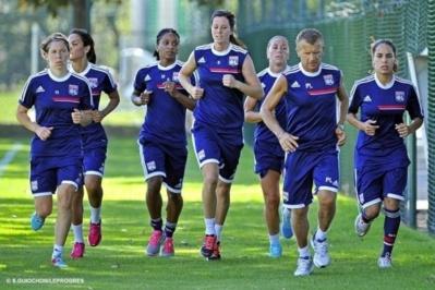 Les internationales ont repris autour du 19 août avec l'OL. Sauf Camille Abily et Sarah Bouhaddi