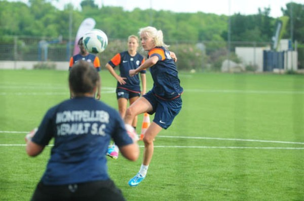 La Suédoise Josefine Öqvist sera l'une des attractions de la saison (photo club)