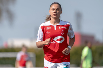 Océane Deslandes prépare sa 3e saison à Reims (photo SDR)