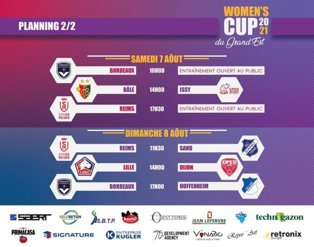 """Women's Cup du Grand Est - Océane DESLANDES : """"Toujours intéressant de voir ce qui peut se passer"""""""