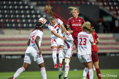 AMOS Women's French Cup - L'OL s'incline lourdement devant le BAYERN