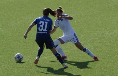 Bilbault a disputé un match engagé (photo Sébastien Duret)