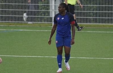 Oparanozie, vice-capitaine, compte 124 matchs en D1 (photo Sébastien Duret)