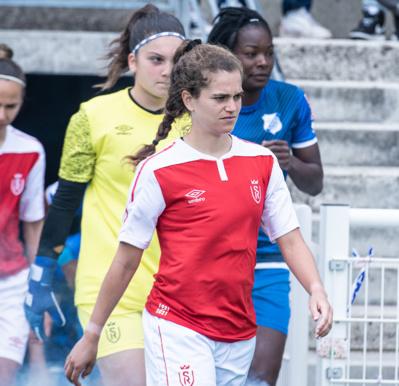Rachel Corboz débutera avec le brassard de capitaine face à l'OL (photo Gianni Pablo)