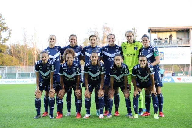 Bordeaux a débuté sa saison le 18 août avec la Ligue des Champions (photo FCGB)