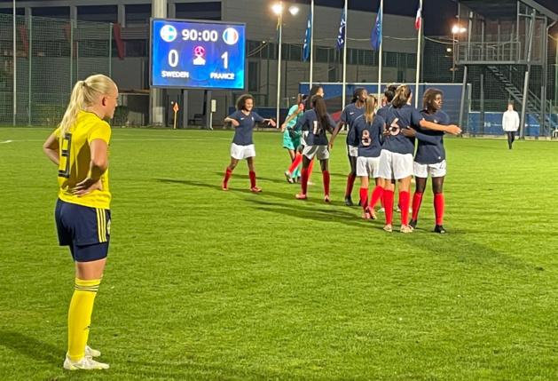 Cinq buts marqués, aucun encaissé (photo FFF)
