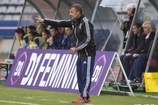 Patrice Lair est satisfait que le derby se déroule à Geoffroy-Guichard (Photo : Eric Baledent)