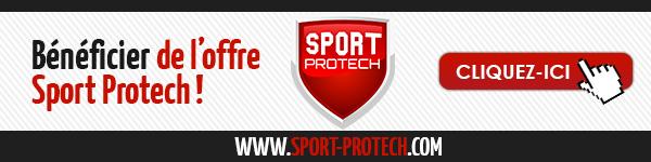 Offre abonnés - Durant quinze jours, bénéficiez de remises exceptionnelles chez SPORT PROTECH
