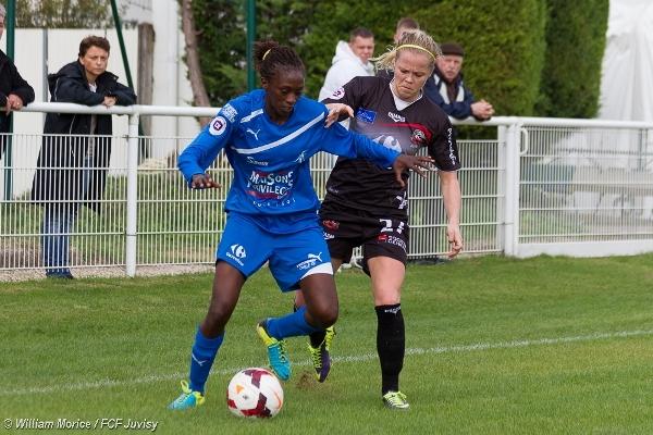 Après sa défaite contre Soyaux, Juvisy se rend à Montpellier