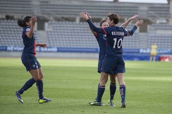 Les Parisiennes sont en forme (photos Eric Baledent)