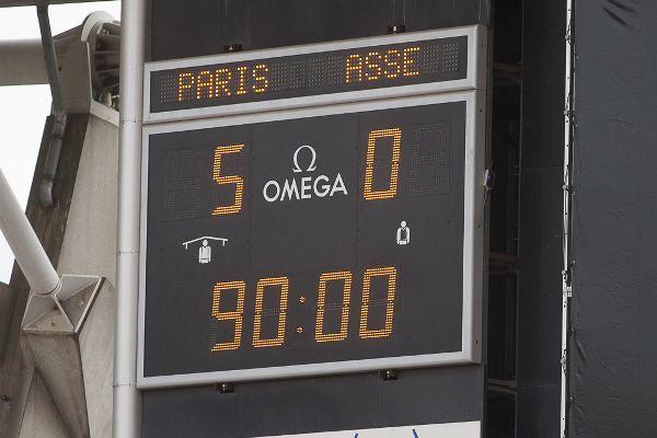 D1 - Le PSG qui rit, l'ASSE qui pleure