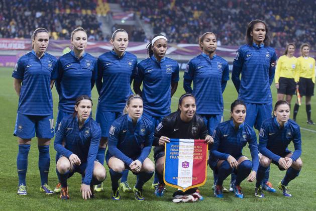 Bleues - Un succès 14-0 pour finir l'année 2013