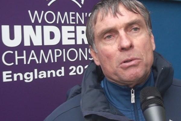 Guy Ferrier regrette qu'une génération va devoir attendre plus d'un sans match officiel (photo UEFA)