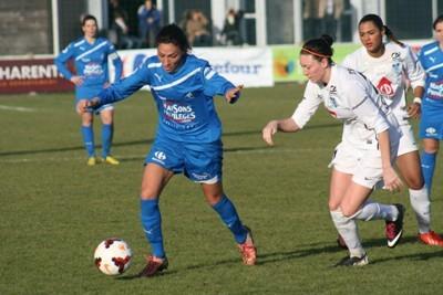 Gwendoline Djebbar en action
